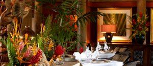 Namale Fiji Dining Room