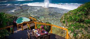 Namale Fiji Dining at Blow Hole