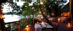 Namale Fiji Outdoor Dining Room