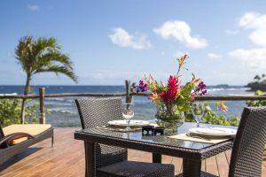 Savasi Island Resort Fiji Dining