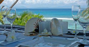 Taveuni Palms Fiji Fine dining