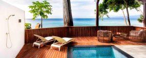The Remote Resort Fiji Oceanfront Pool Retreat Private Pool