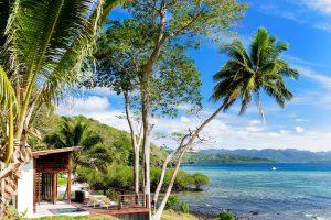 The Remote Resort Fiji Two Bedroom Oceanfront Villa Views