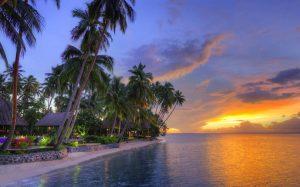 Fiji Luxury Resorts Jean Michel Cousteau Beach