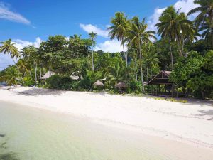 Qamea Luxury Resort Fiji Beach