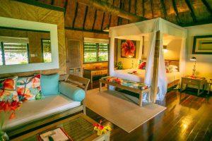Qamea Luxury Resort Fiji Burre