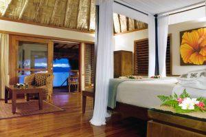 Qamea Luxury Resort Fiji Honeymoon Bure