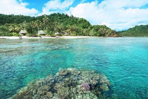 Qamea Luxury Resort Fiji Snorkelling
