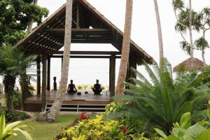 Qamea Luxury Resort Fiji Yoga 2