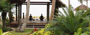 Qamea Luxury Resort Fiji Yoga