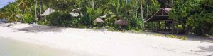 Qamea Luxury Resort Fiji Beachfront