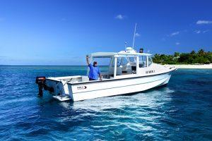 Navini Transfer Boat