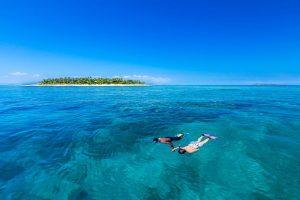 Navini reef snorkelling 1024x683