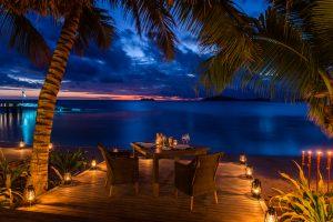 Beach Shack Dinner