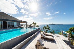 Four Bedroom Luxury Residence Ocean Pool